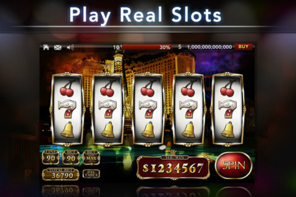 Playing and winning real money with slot machines