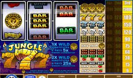Jungle 7 Online Slot