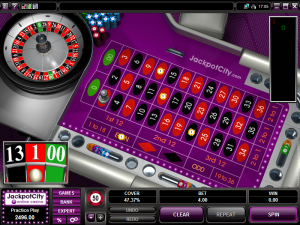 JackpotCity Casino Game